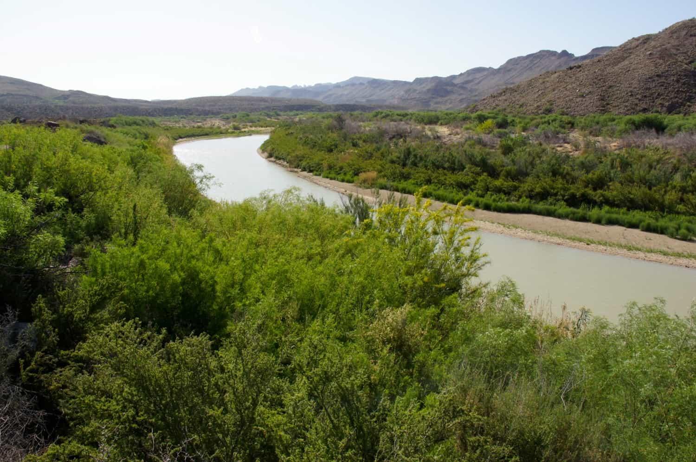 River Road - Presidio, TX