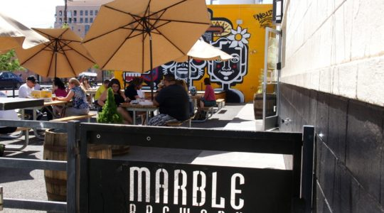 Marble Brewery - Albuquerque, NM