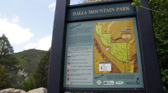 Dalla Mountain Park - Durango, CO
