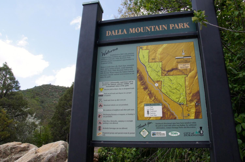 Dalla Mountain Park - Durango, CO
