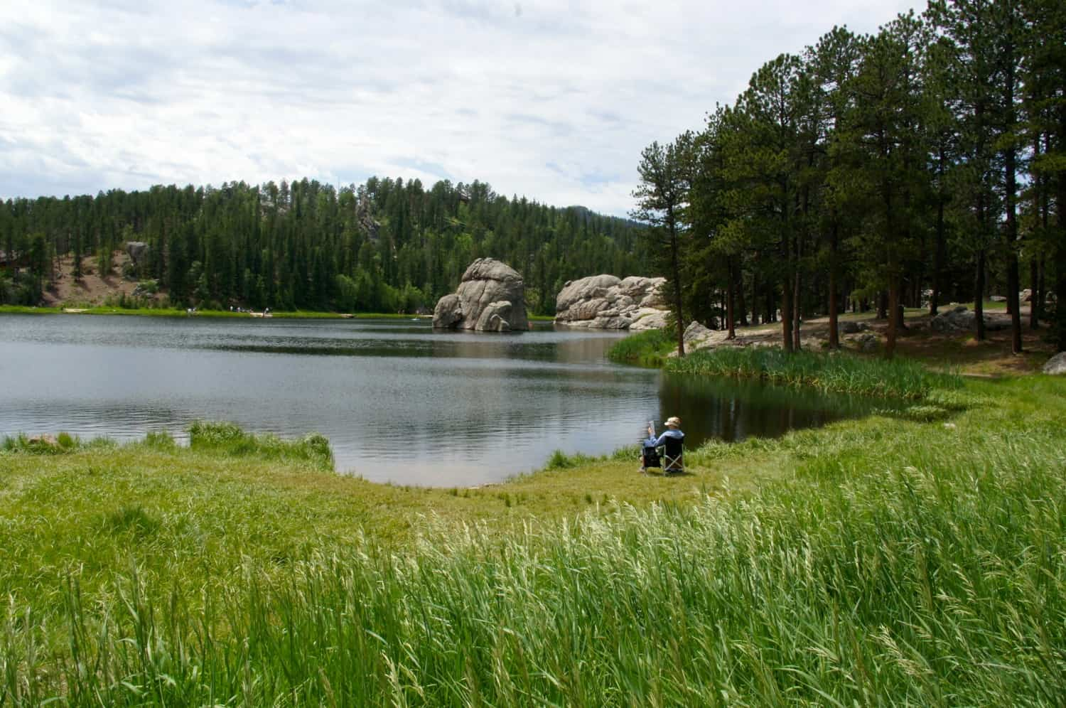 Sylvan Lake - Custer, SD