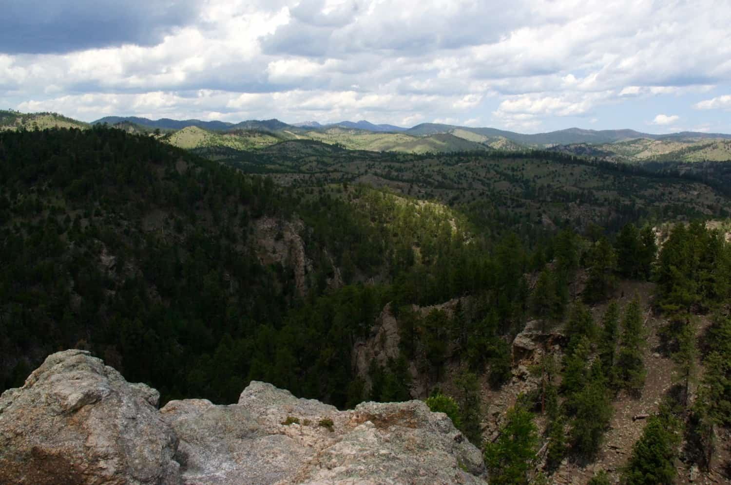 Lover's Leap - Custer, SD