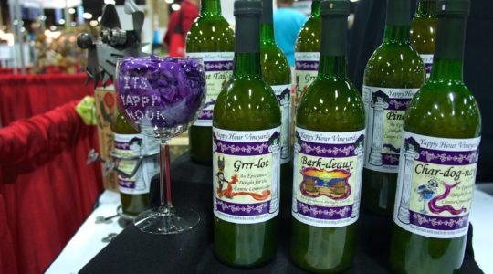 SuperZoo - Yappy Hour Vineyards