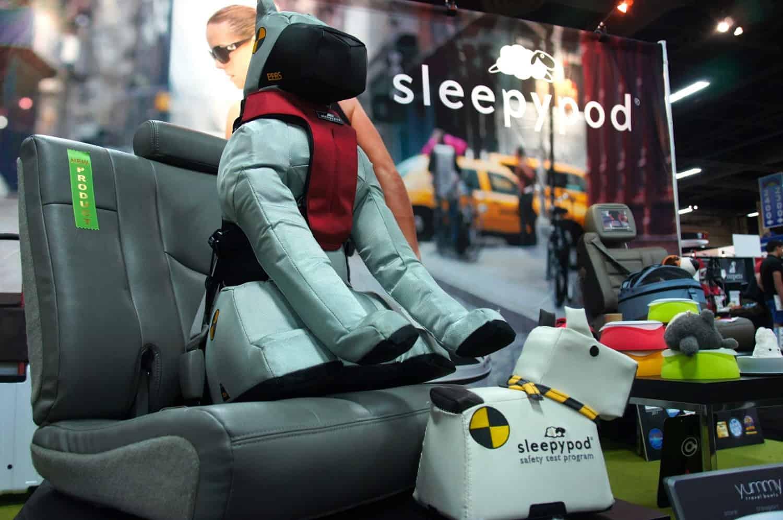 SuperZoo - SleepyPod