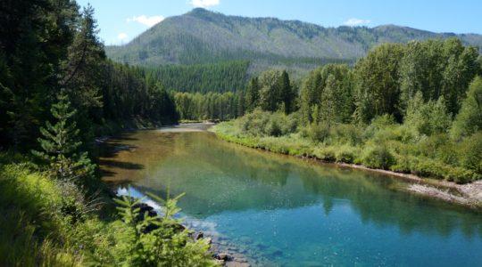 McDonald Creek - West Glacier, MT