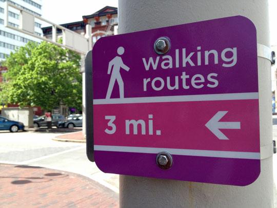Walking Tour - Cincinnati, OH