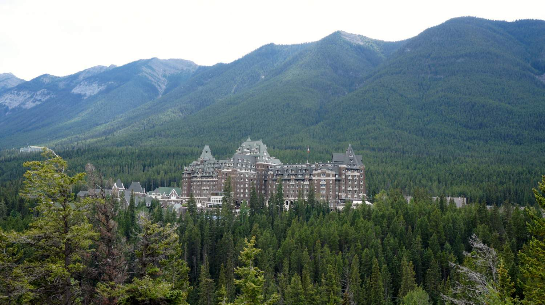 Fairmont Banff Springs - Banff, AB