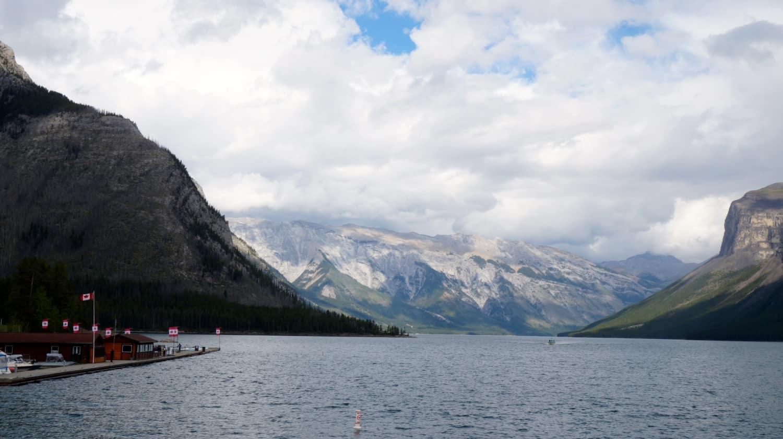 Lake Minnewanka - Banff, AB