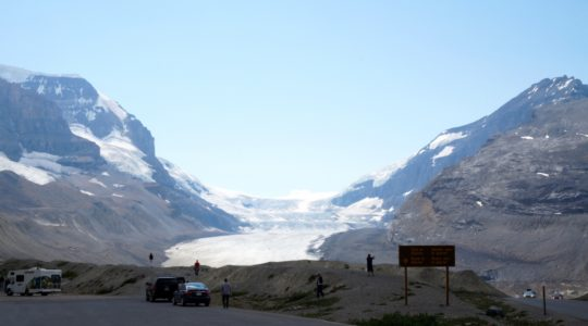 Columbia Icefield - Alberta