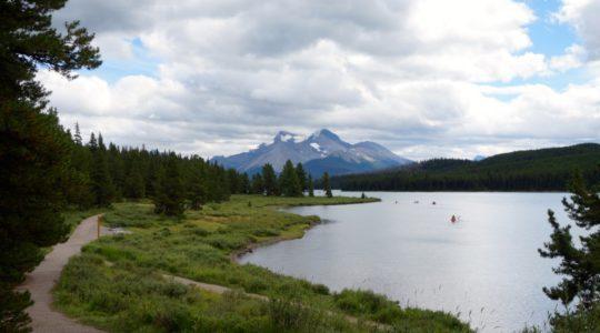Maligne Lake - Jasper, AB