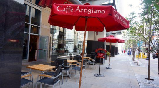 Caffé Artigiano - Calgary, AB