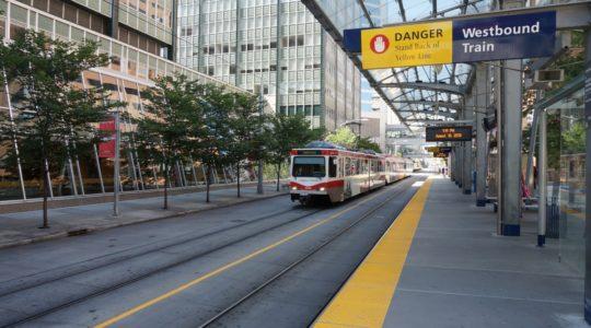 Public Transit - Calgary, AB