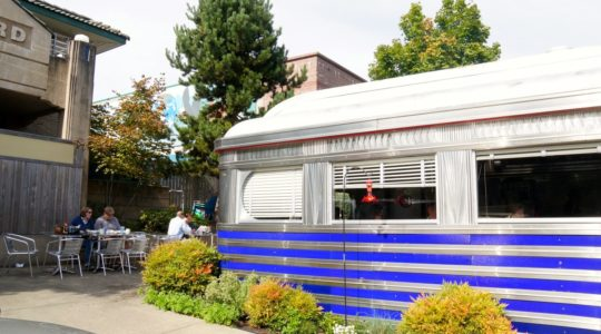Madison Diner - Bainbridge Island, WA