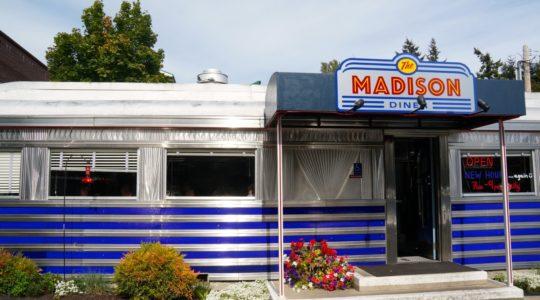 Madison Cafe - Bainbridge Island, WA
