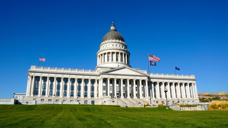 Utah Sate Capitol Building - Salt Lake City, UT