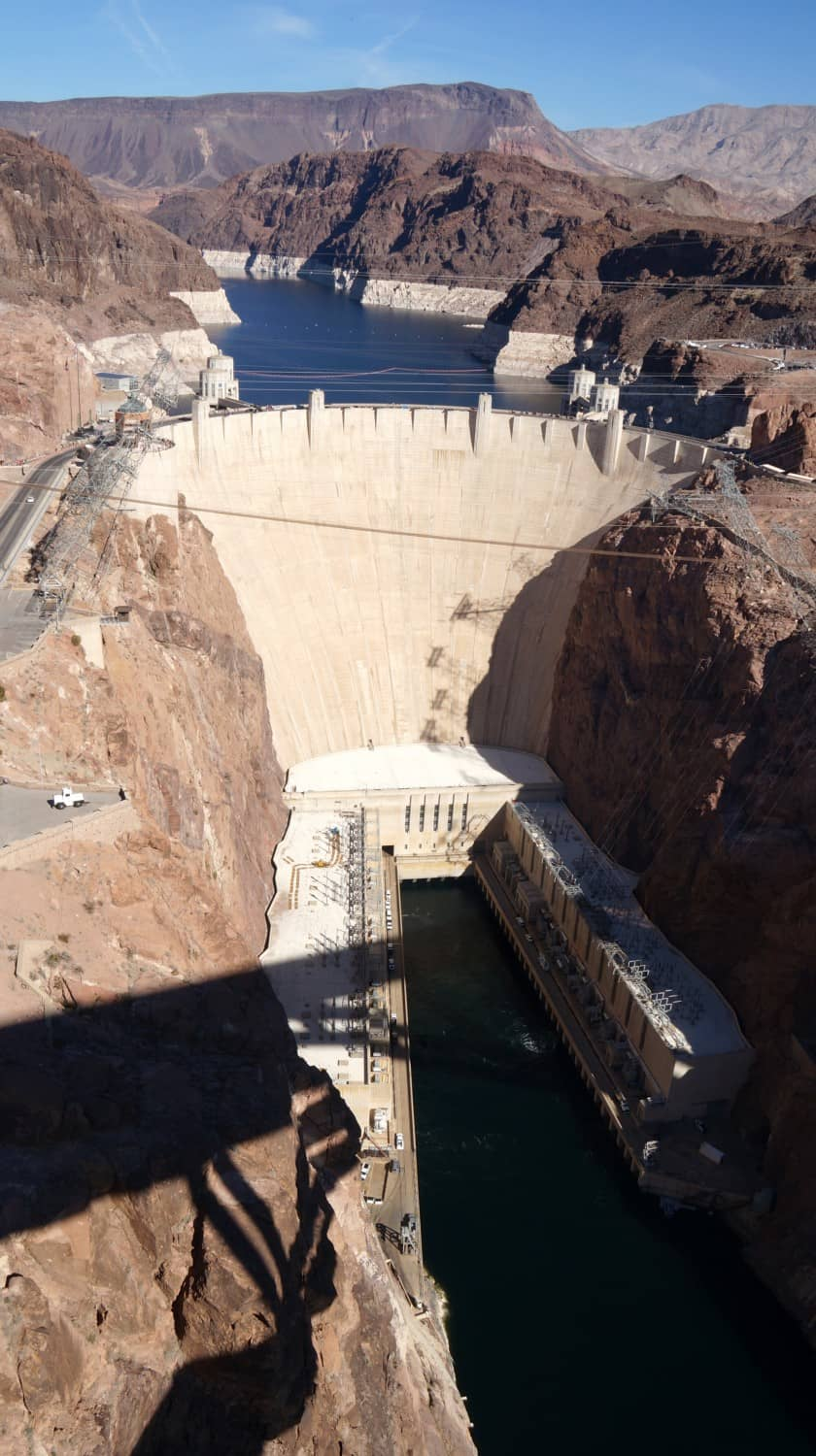 Hoover Dam - Lake Mead, NV