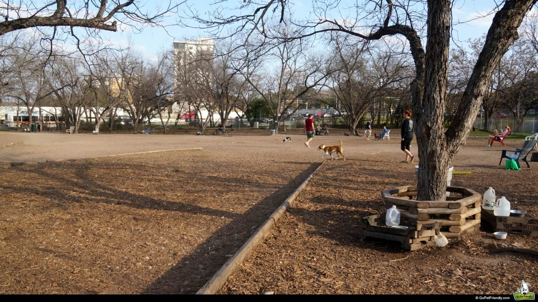 Norwood Dog Park - Austin, TX