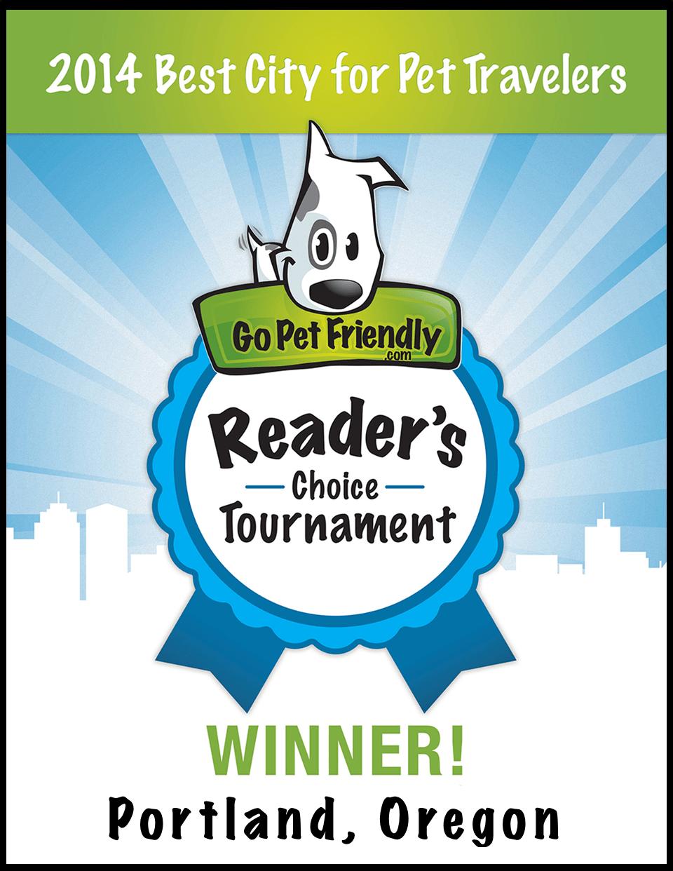 GPF_Award_Winner - Portland, OR