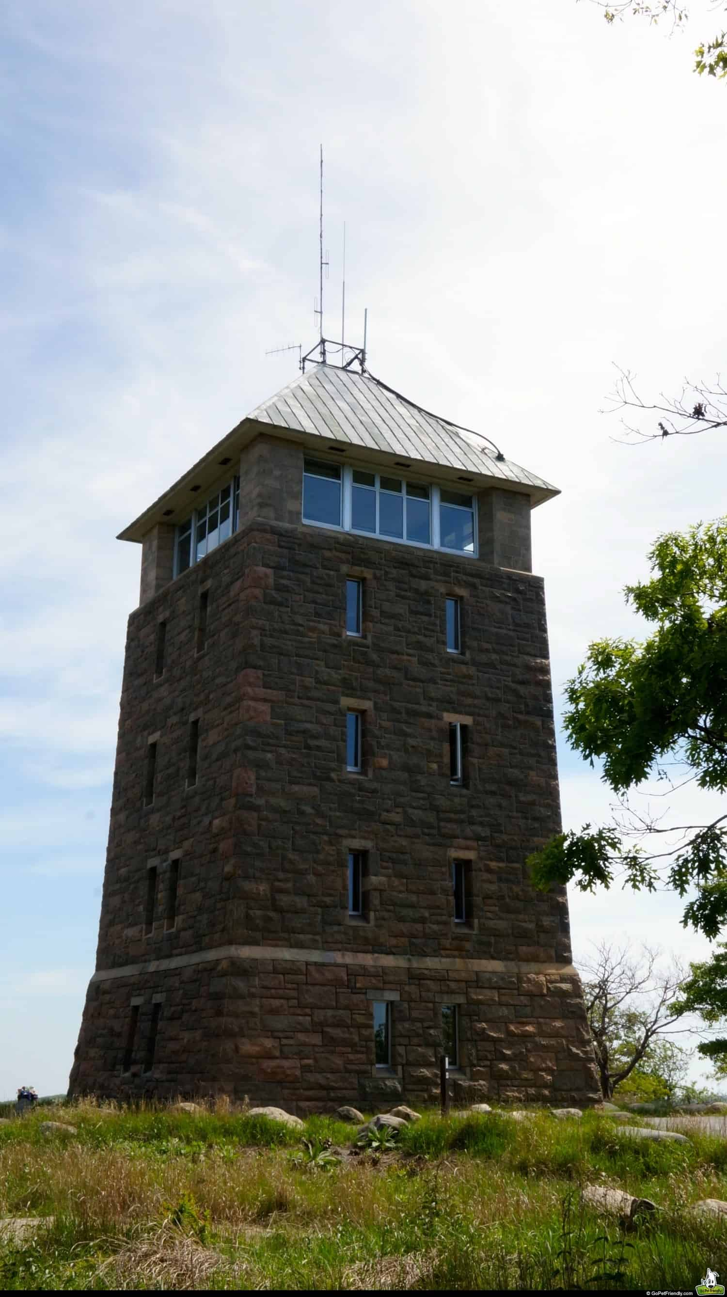 Perkins Memorial Tower - Bear Mountain State Park - Hudson Valley, NY
