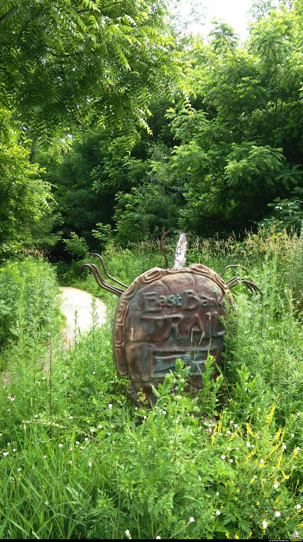 East Bank Trail - Milwaukee, WI