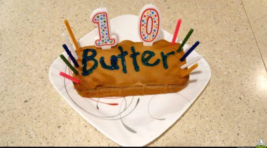 Ty's Birthday Cake