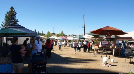 Farmer's Market - McCall, ID