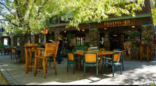 Bistro 45 Wine Bar & Cafe - McCall, ID