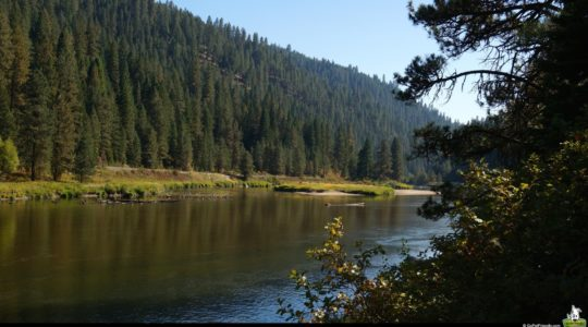 Payette River Scenic Byway - McCall, ID