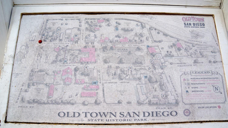Old Town San Diego - San Diego, CA