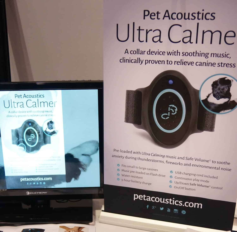Pet Acoustics Ultra Calmer at Global Pet Expo 2015 - Orlando, FL