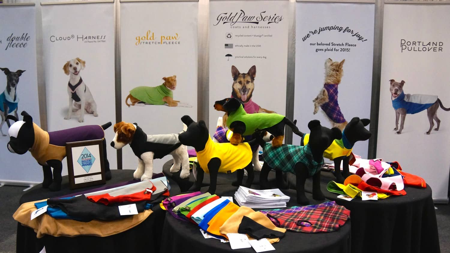 Gold Paw Series at Global Pet Expo 2015 - Orlando, FL