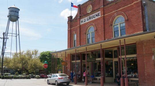H. D. Gruene Building - Gruene, TX