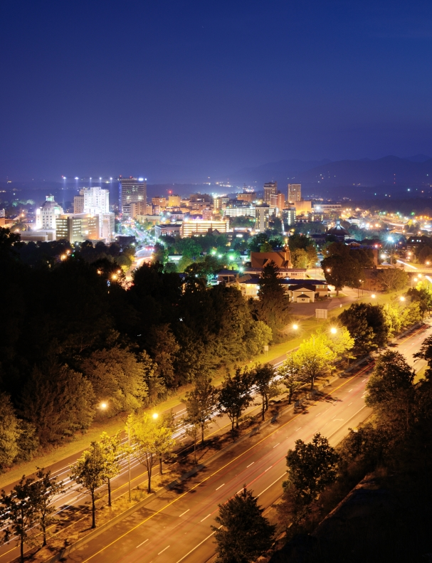 Asheville, NC -  2015 Top 8 Best City for Pet Travelers from GoPetFriendly.com