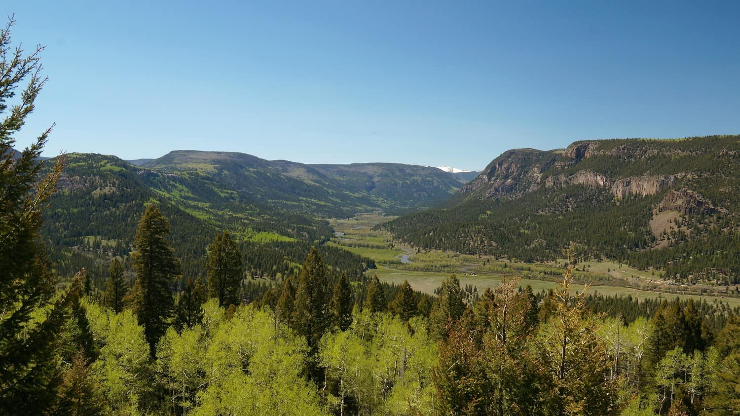 Rio Grande National Forest - Chama, NM
