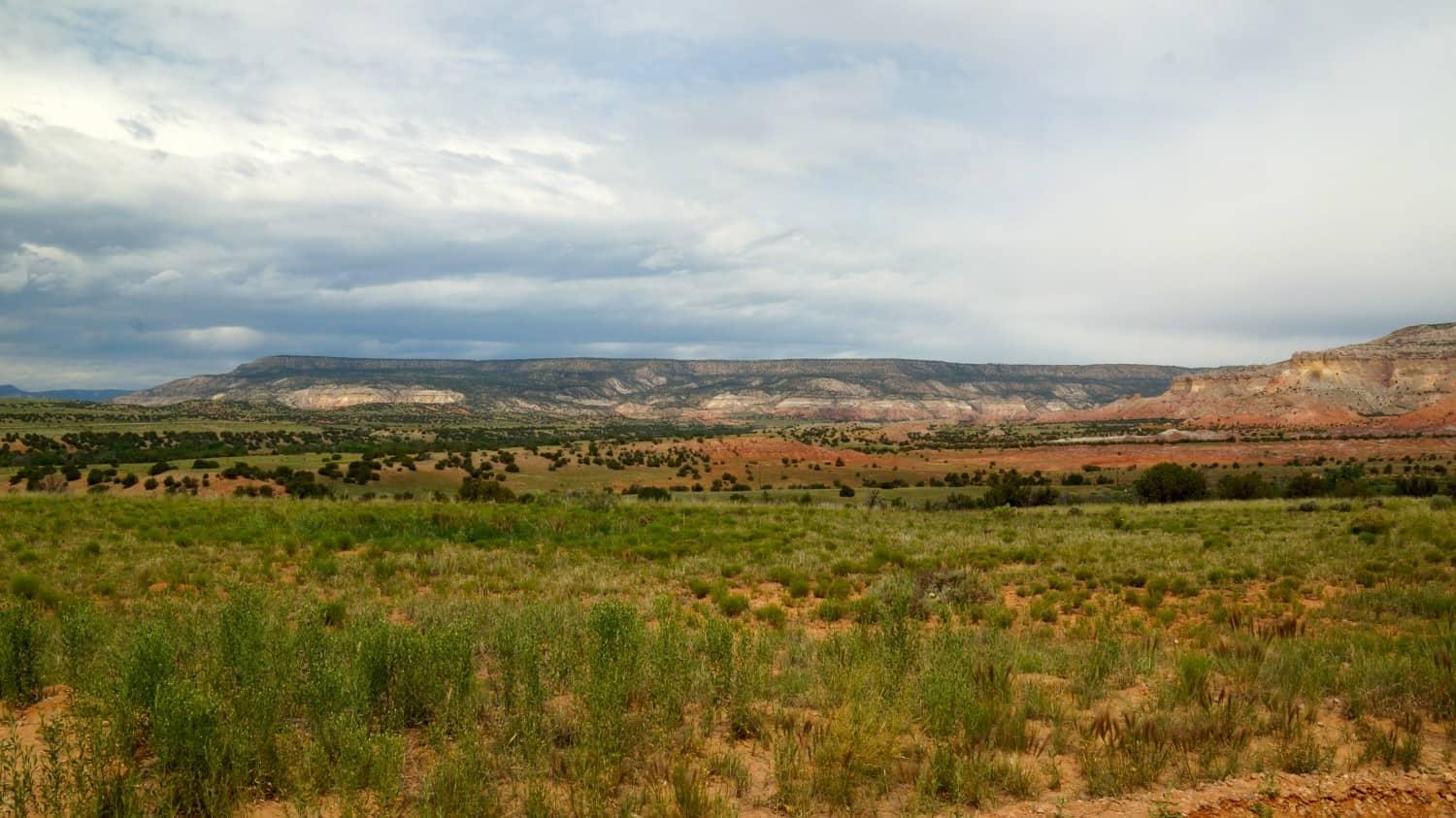 Abiquiú - Ghost Ranch - Chama, NM