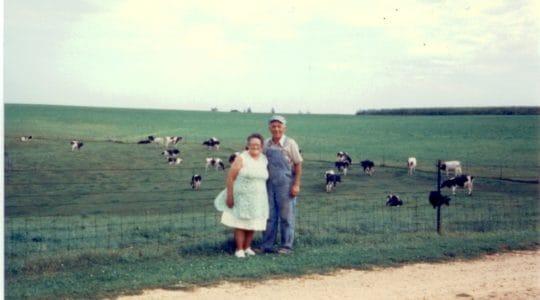 Spending time on my grandparents farm fed my gypsy spirit.