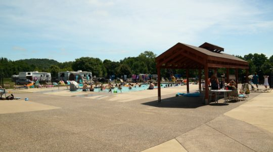 Neshonoc Lakeside Camp Resort - West Salem, WI