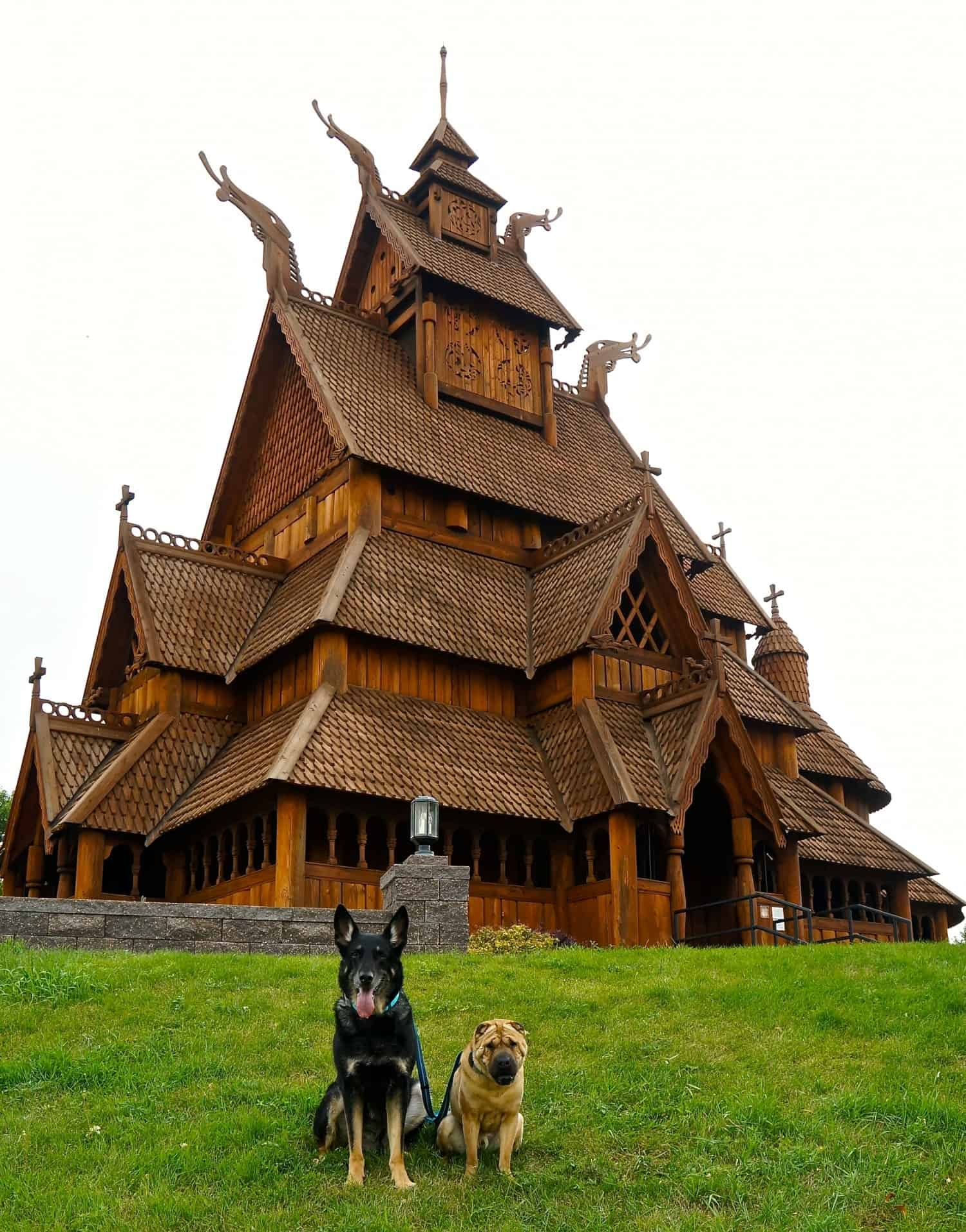 Scandinavian Heritage Center - Minot, ND