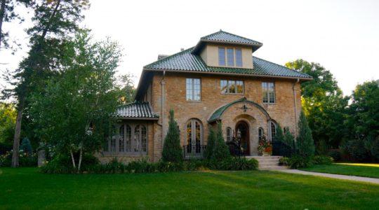 House on Chain of Lakes - Minneapolis, MN