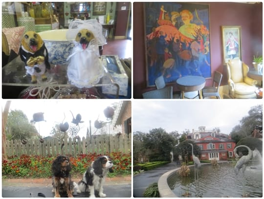Visiting Pet Friendly Houmas House Plantation - New Orleans, LA