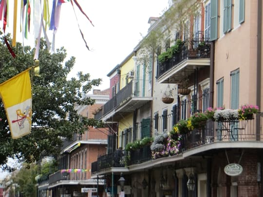 The French Quarter - New Orleans, LA