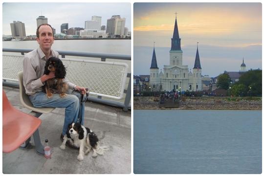 Canal Street Commuter Ferry - New Orleans, LA