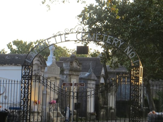 Layfette Cemetery - New Orleans, LA