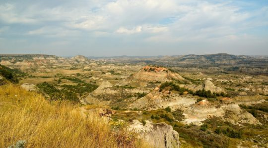 Theodore Roosevelt National Park - Medora, ND