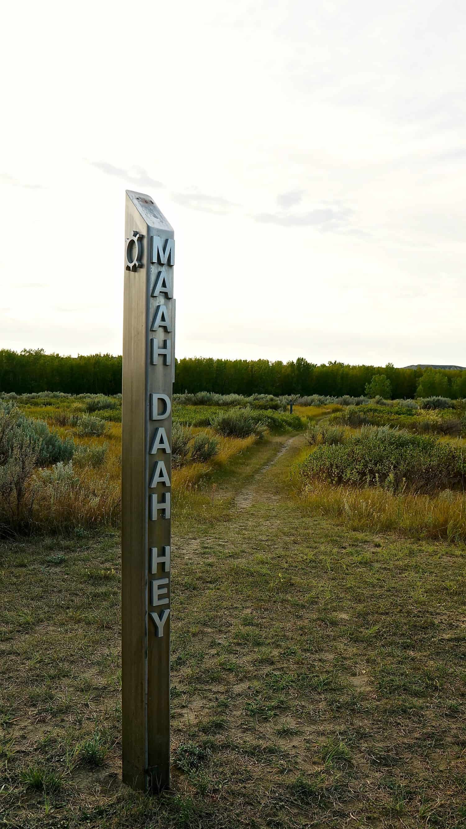Maah Daah Hey Trail - Sully Creek State Park - Medora, ND