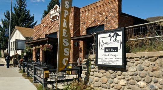 Yellowstone Grill - Gardiner, MT