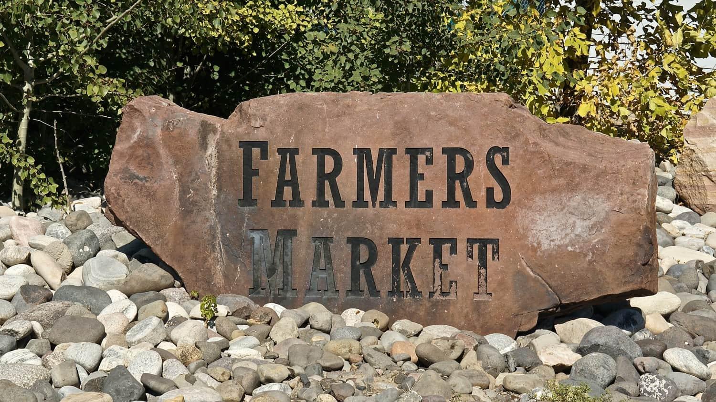 Farmer's Market - Bozeman, MT