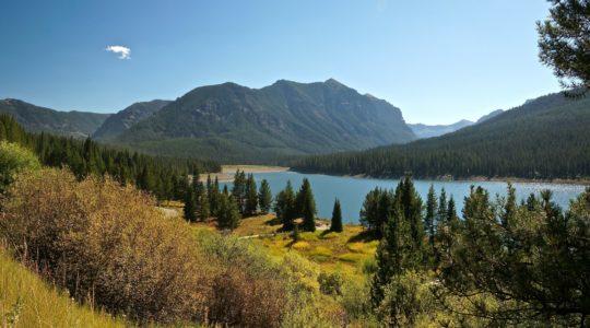 Hyalite Reservoir - Bozeman, MT