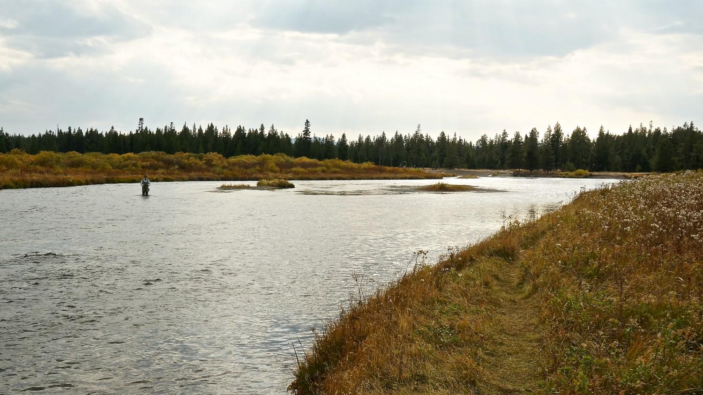 Gallatin River - West Yellowstone, MT