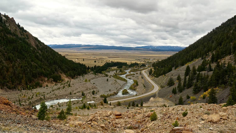 Earthquake Lake - West Yellowstone, MT
